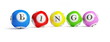 bingo balls - 22395538