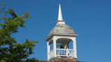 detail colonial revival architecture architecture cupola   1807 poster