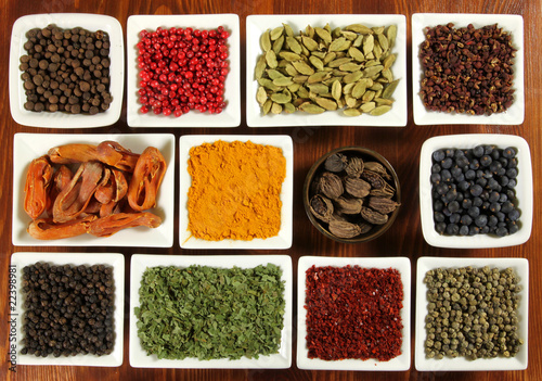 Spices - 22398981