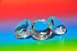 Regenbogenkristalle