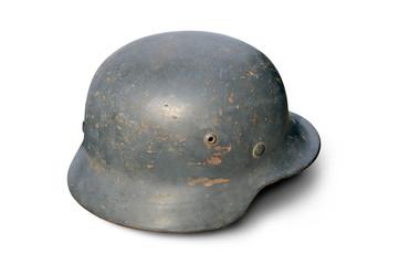 Stahlhelm Wehrmacht freigestellt