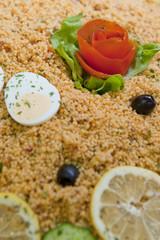 Salade traiteur taboulet