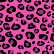 obraz - Seamless pink leop...