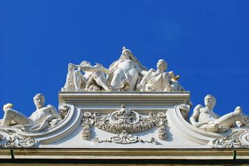 ornamento di palazzo