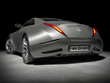 Concept hybrid car
