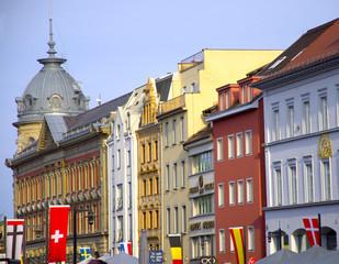 Marktstätte, Konstanz, Bodensee