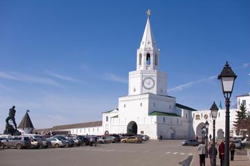 theKazan kremlin