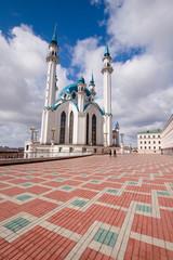 in the Kazan Kremlin