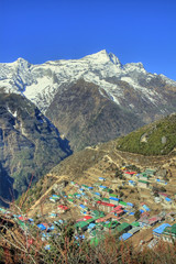 Nepal / Himalaya - Namche Bazar Village