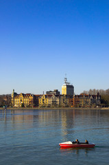 Musikerviertel, Konstanz, Lake Constance, Bodensee
