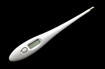 Digital Thermometer (Isolated)