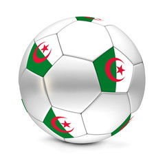 Soccer Ball/Football Algeria