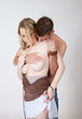 Erotic embrace