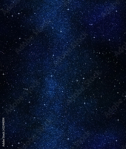 stars in space or night sky - 22440114