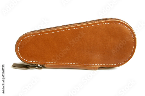 Leather case for keys