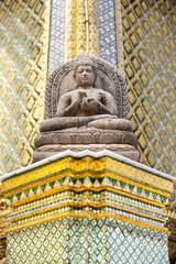 Wat Phra Kaeo, Grand Palace, Thailand