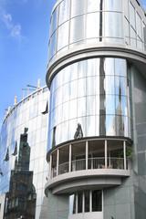 Part of architecture Vienna