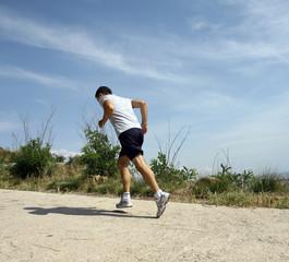 Corsa in salita