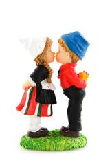 Typical Dutch couple