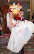 Quadro Young wedding couple