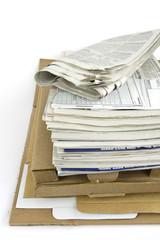 Alte Zeitungen-1