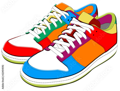 Вектор. admin. обувь. найк.  8 сентября 2009, 23...