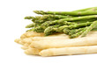 Asparagus white and green