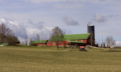 Norwegian farm