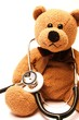 Untersuchung beim Kinderarzt