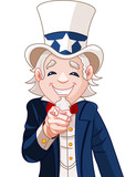 Uncle Sam Wants You! poster