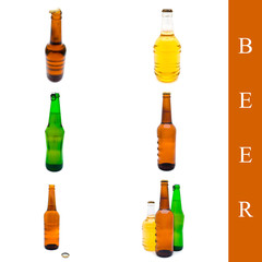 beer bottle set
