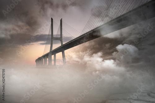 Zdjęcia na płótnie, fototapety, obrazy : Bridges