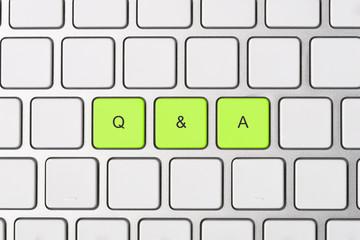 Keyboard - Q&A