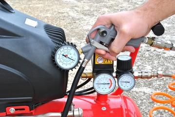 Compressore aria compressa