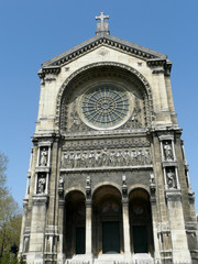 Eglise Saint-Augustin, Paris 8e