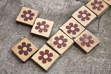Decorative Small Tiles