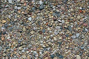 Small colour stones