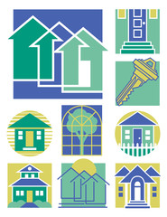 Home Icons Collection 3