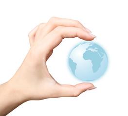 hand erde welt Regierung umwelt planet universum gott