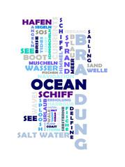 Collage Ocean