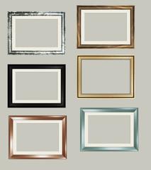 6 vector frames