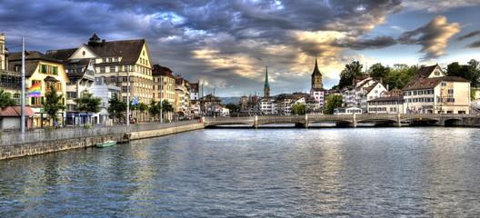 Zürich-Panorama-Dri