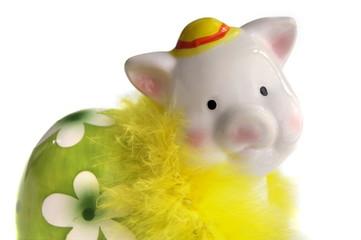 Miss Piggy Bank