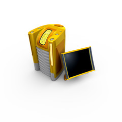 Yellow PC