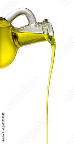 canvas print picture Olive oil
