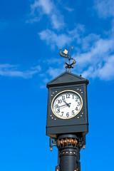 Uhr bei Ahlbeck