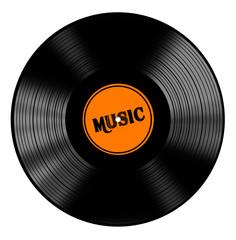 Disco de vinilo vinyl