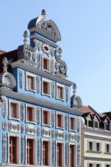 Stadthäuser in Szczecin