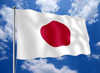 Japan-Fahne