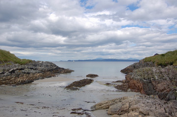Beach at Arisaig